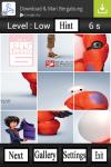 Cool Big Hero 6 Puzzle Game screenshot 4/5