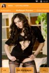 Sasha Grey Live Wallpaper and Puzzle screenshot 4/5