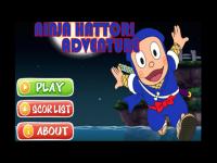 Ninja Hattori Adventure screenshot 1/3