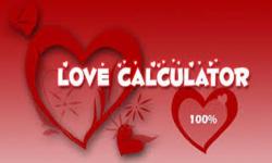 Calculate your love screenshot 1/1