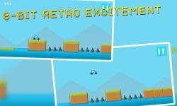 Jump Car Retro : 8bit Arcade Challenge screenshot 2/5