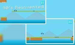 Jump Car Retro : 8bit Arcade Challenge screenshot 4/5