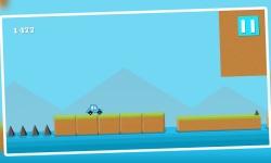 Jump Car Retro : 8bit Arcade Challenge screenshot 5/5