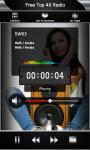 Free Top 40 Radio screenshot 3/6