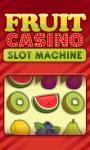 Fruit Casino Slot Machine screenshot 1/6