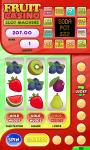 Fruit Casino Slot Machine screenshot 2/6