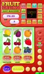 Fruit Casino Slot Machine screenshot 5/6