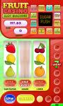 Fruit Casino Slot Machine screenshot 6/6