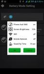 DU Battery Saver Plus screenshot 2/6