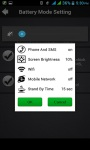DU Battery Saver Plus screenshot 5/6