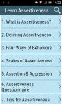 Learn Assertiveness screenshot 1/3