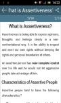 Learn Assertiveness screenshot 2/3