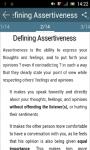 Learn Assertiveness screenshot 3/3