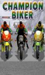 Champion Biker - Pro Racing screenshot 4/4