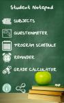 Student Notepad screenshot 1/6