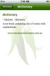 dictionary.com.au screenshot 1/1