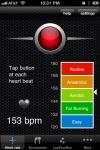 Heart Rate by LogYourRun screenshot 1/1