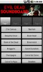 Evil Dead Soundboard and Ringtones screenshot 1/4