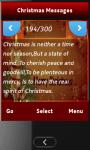 Christmas SMS Messages screenshot 2/6