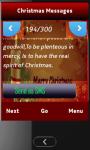 Christmas SMS Messages screenshot 4/6
