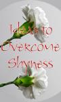99 Ways to Overcome Shyness screenshot 1/3