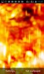 FIRE FLOATS LWP screenshot 1/3