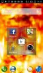 FIRE FLOATS LWP screenshot 3/3