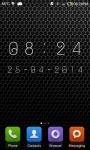 Metal Digital Clock screenshot 3/5