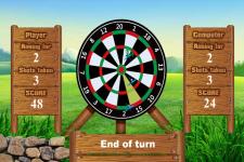 Darts Shooting Game screenshot 3/4