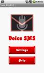 Voice SMS Premium screenshot 2/6