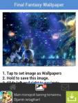 Final Fantasy Wallpaper 2014 screenshot 6/6