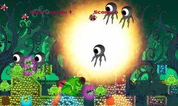 Frog Vs Octopus screenshot 1/4