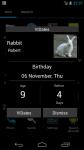 Birthdays and important dates screenshot 4/6