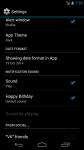 Birthdays and important dates screenshot 5/6