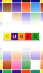 Cubes 240x320 screenshot 1/5