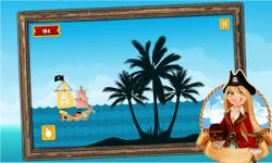 Caribbean Sea Pirates : A War screenshot 2/4