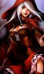 Red Riding Hood Illustration Live Wallpaper screenshot 1/4