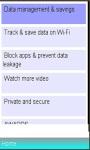 Opera Max Data media Info screenshot 1/1
