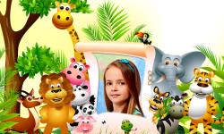 Kids Jungle Photo Frames screenshot 6/6