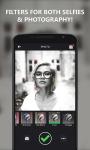 Black and White Camera App screenshot 1/5