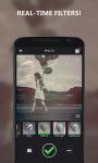 Black and White Camera App screenshot 2/5