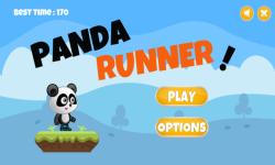 Panda Runner screenshot 1/4