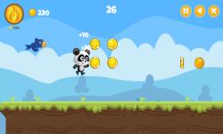 Panda Runner screenshot 2/4