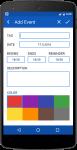 Simple Schedule Planner screenshot 3/3