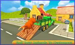 Transport Truck: Cute Animals screenshot 3/5