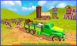 Transport Truck: Cute Animals screenshot 5/5
