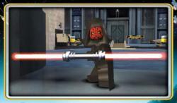 LEGO Star Wars TCS safe screenshot 2/6