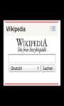 wikipidia mobile Guide screenshot 1/1