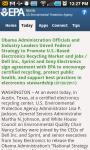 EPA Mobile screenshot 3/4