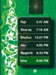 Muezzin - Prayer Times for your Location screenshot 1/1